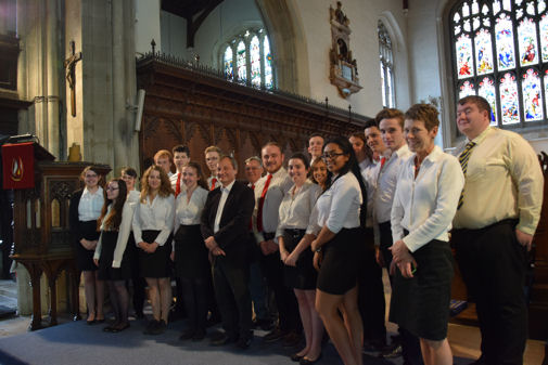 OA Choir in Cambridge